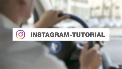 Das Instagram-Tutorial zeigt, wie Performance Marketing bei DriveNow funktioniert.