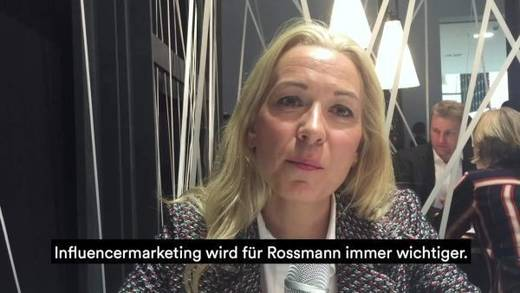 Petra Czora, Leiterin des Marketing der Drogeriekette Rossmann.