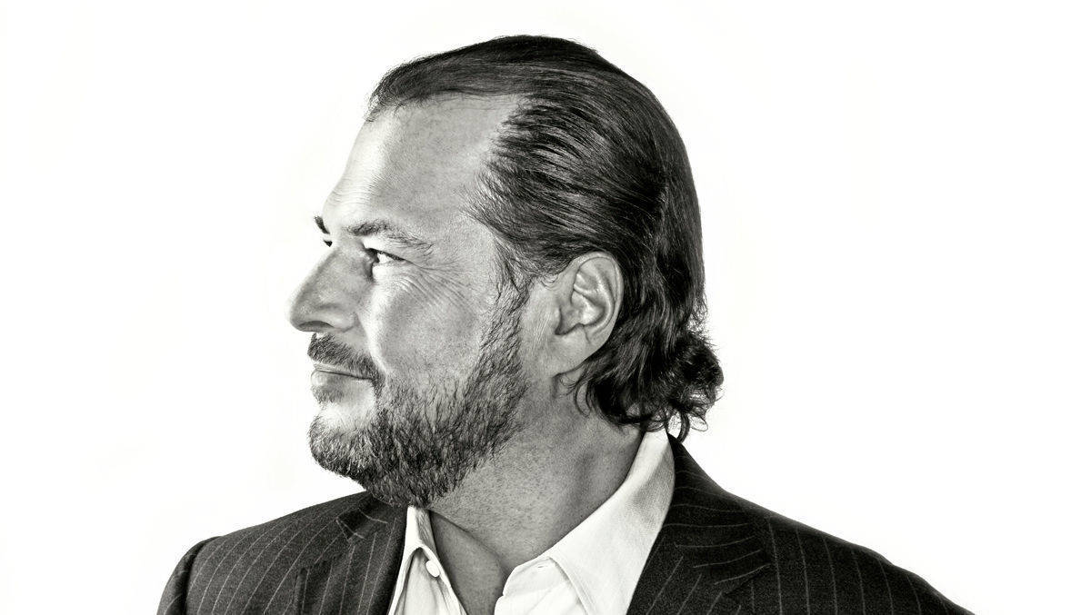 Marc Benioff, Chairman und Co-CEO von Salesforce.