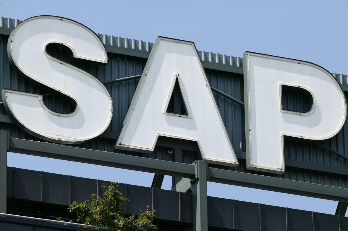 sap ist die wertvollste deutsche marke w v. Black Bedroom Furniture Sets. Home Design Ideas