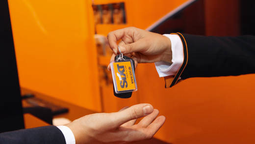 Neue Strategie bei Sixt - ohne Leasing.