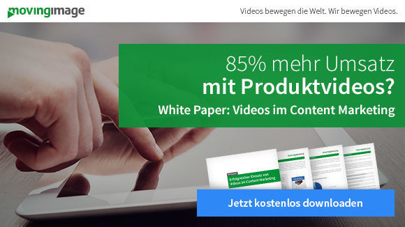 Trendsetter Video: Content Marketing im Wandel [Sponsored Post]