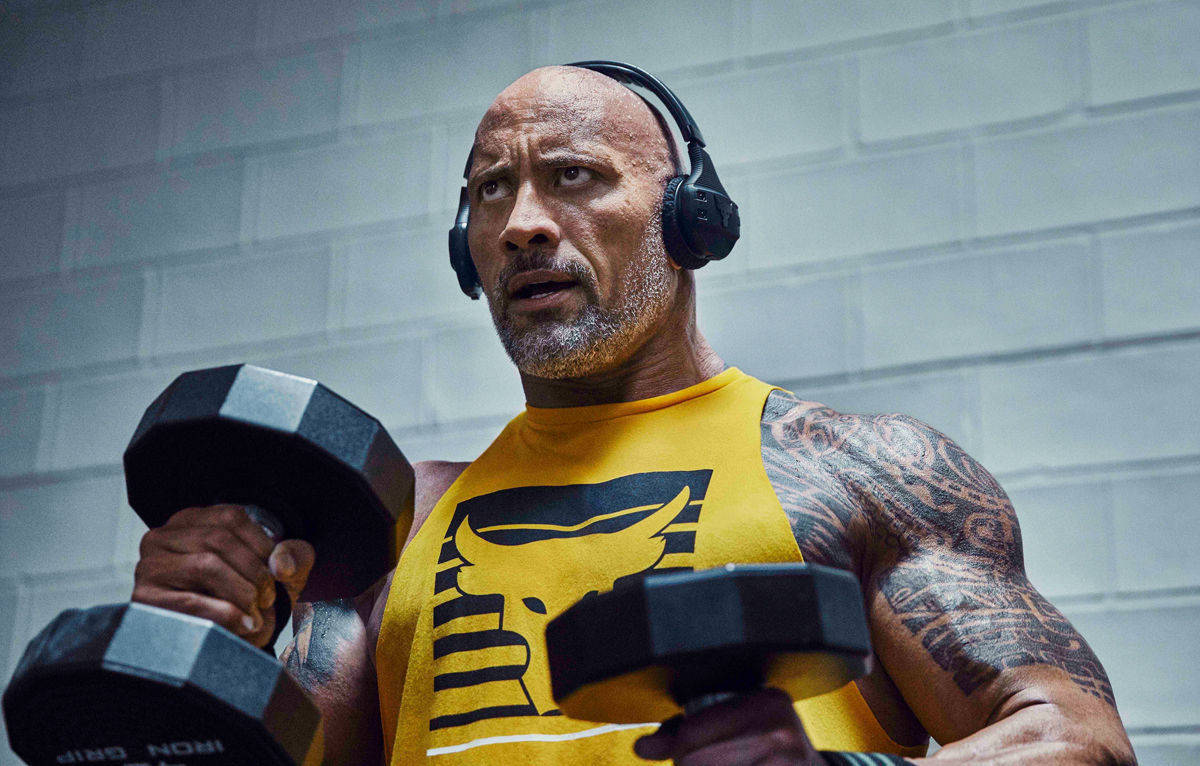 "Dwayne ""The Rock"" Johnson spielt die Hauptrolle in der Under-Armour-Kampagne ""Will finds a way"". Als Testimonial funktioniert er hauptsächlich im US-Markt gut."