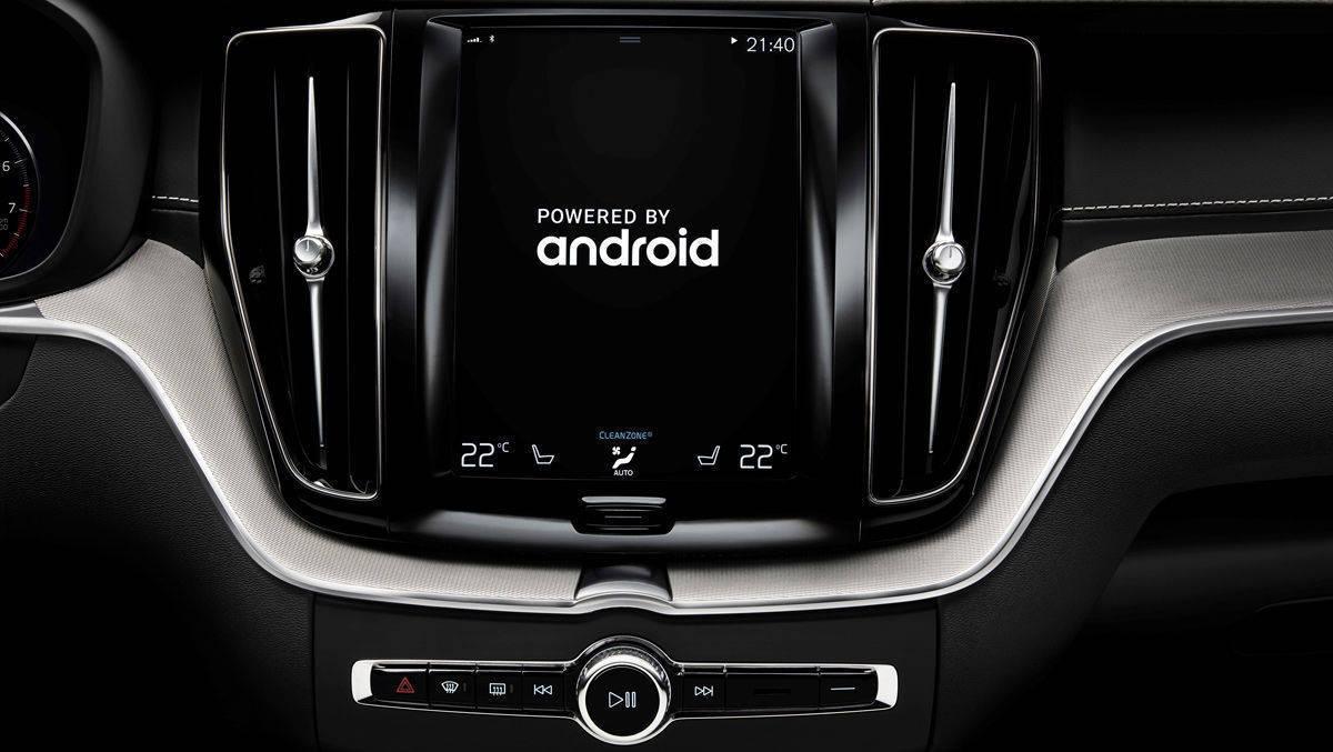Volvo und Audi setzen stärker auf Google-Betriebssystem Android