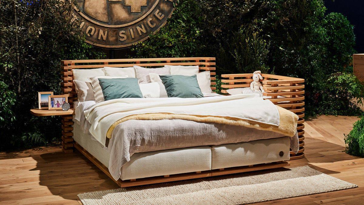 Vom Fußbett zum Bett So gut laufen die Birkenstock Betten   W&V