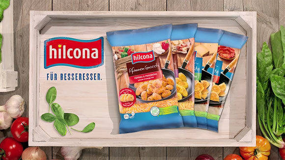 Hilcona ist innovativer positioniert.