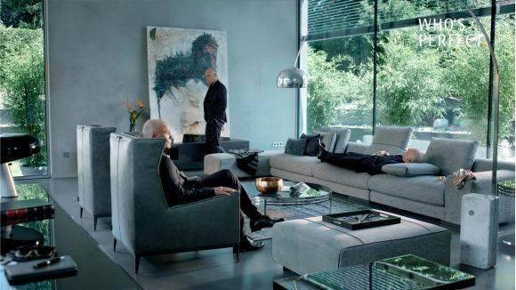 who 39 s perfect neue spots mit heiner lauterbach w v. Black Bedroom Furniture Sets. Home Design Ideas
