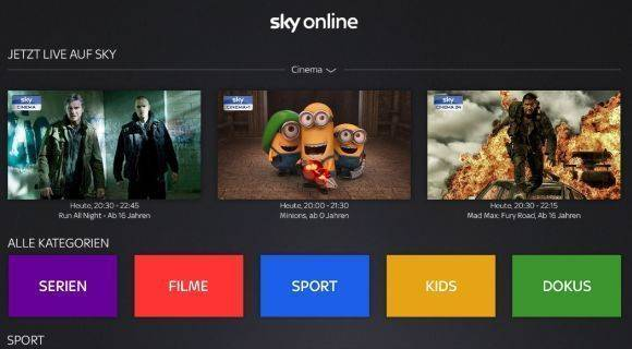 clipfish auf tv streamen