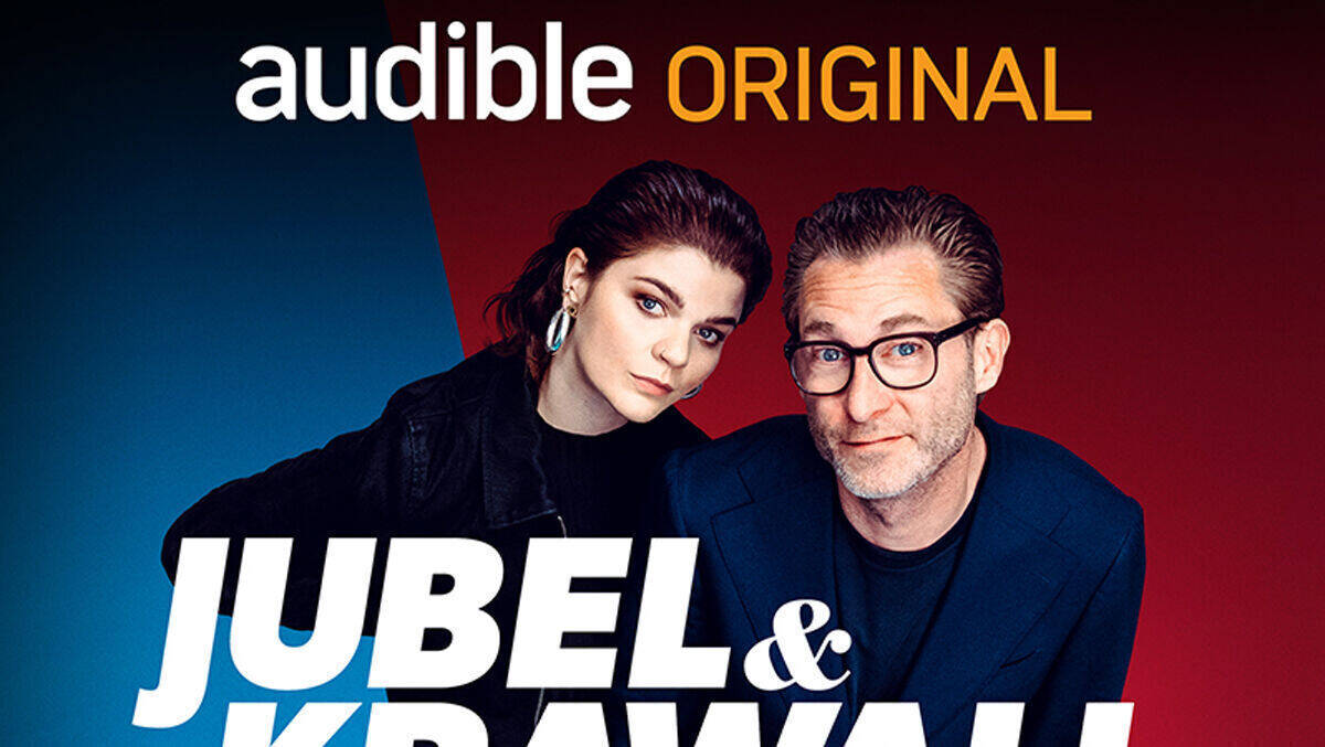 Neuer Original Podcast bei Audible Jubel & Krawall
