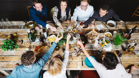 burda launcht lecker food projekt w v. Black Bedroom Furniture Sets. Home Design Ideas