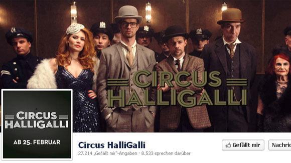 Circus Halligalli Jobs