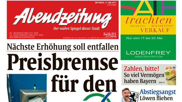Die replik der abendzeitung auf spiegel daily w v for Spiegel daily