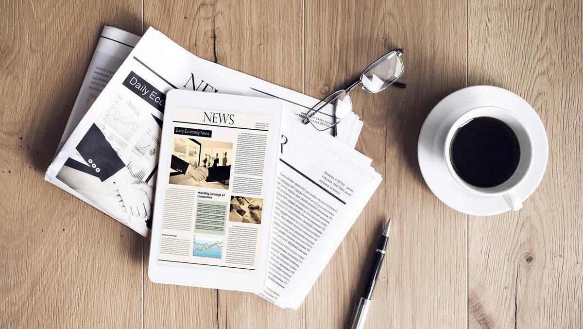 Auf digitale Zeitungen soll künftig keine höhere Mehrwehrtsteuer mehr erhoben werden