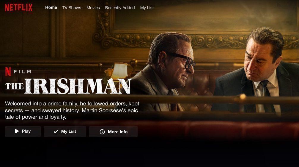 Netflix Katalog