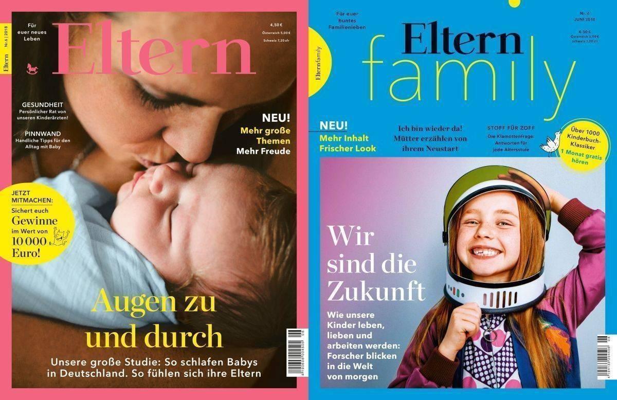 Gruner Und Jahr Zeitschriften gruner jahr baut seine elternmagzine um w v