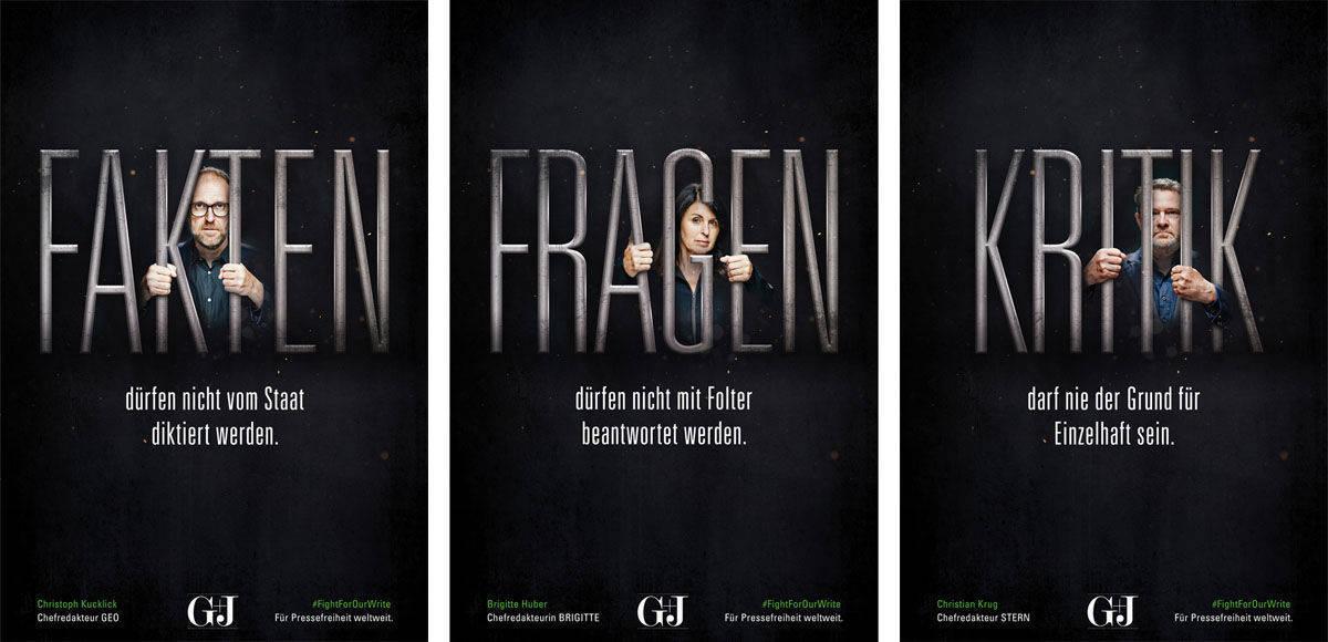 gruner jahr startet kampagne zum g20 gipfel w v. Black Bedroom Furniture Sets. Home Design Ideas