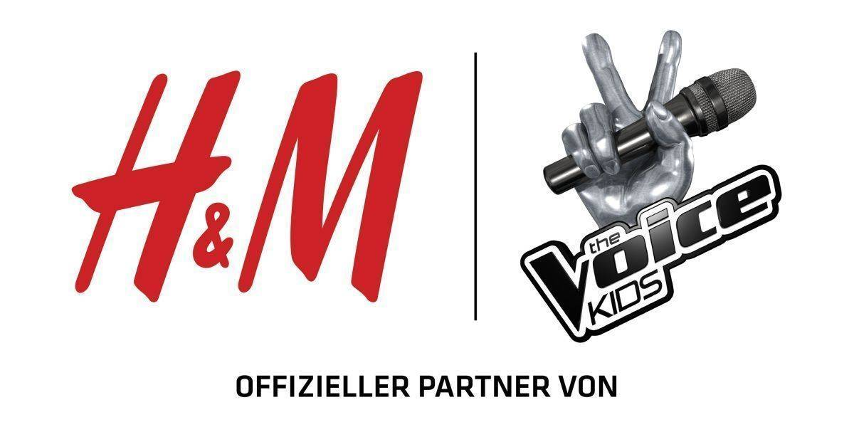 The Voice Kids - bald auch in H&M-Filialen vertreten.
