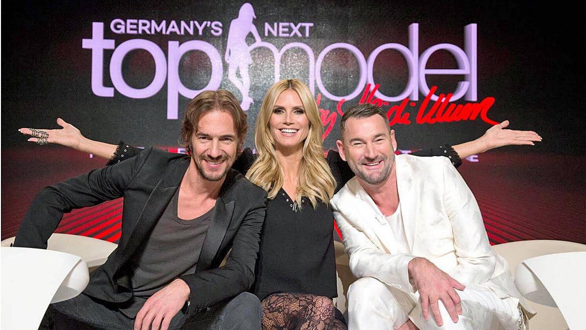 Harper's Bazaar präsentiert Germany's Next Topmodel