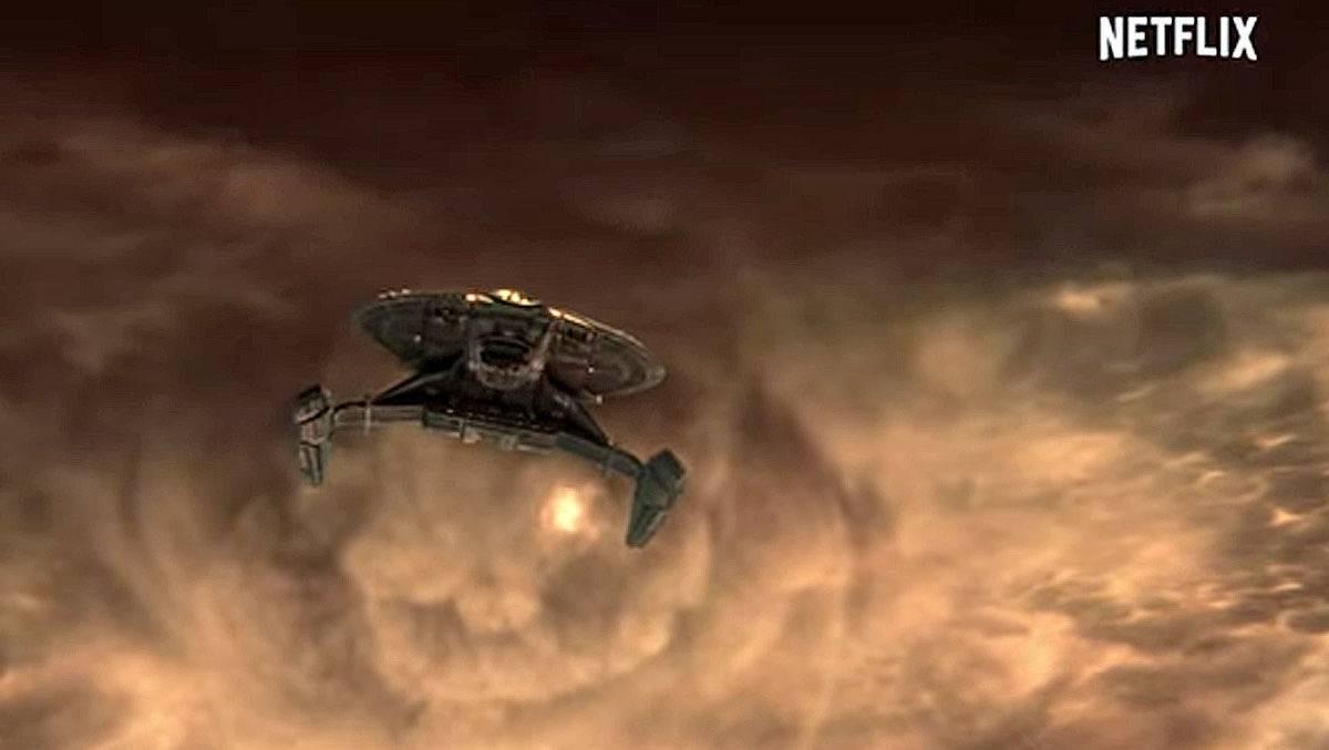 Das Ist Der Erste Trailer Für Star Trek Discovery Wv