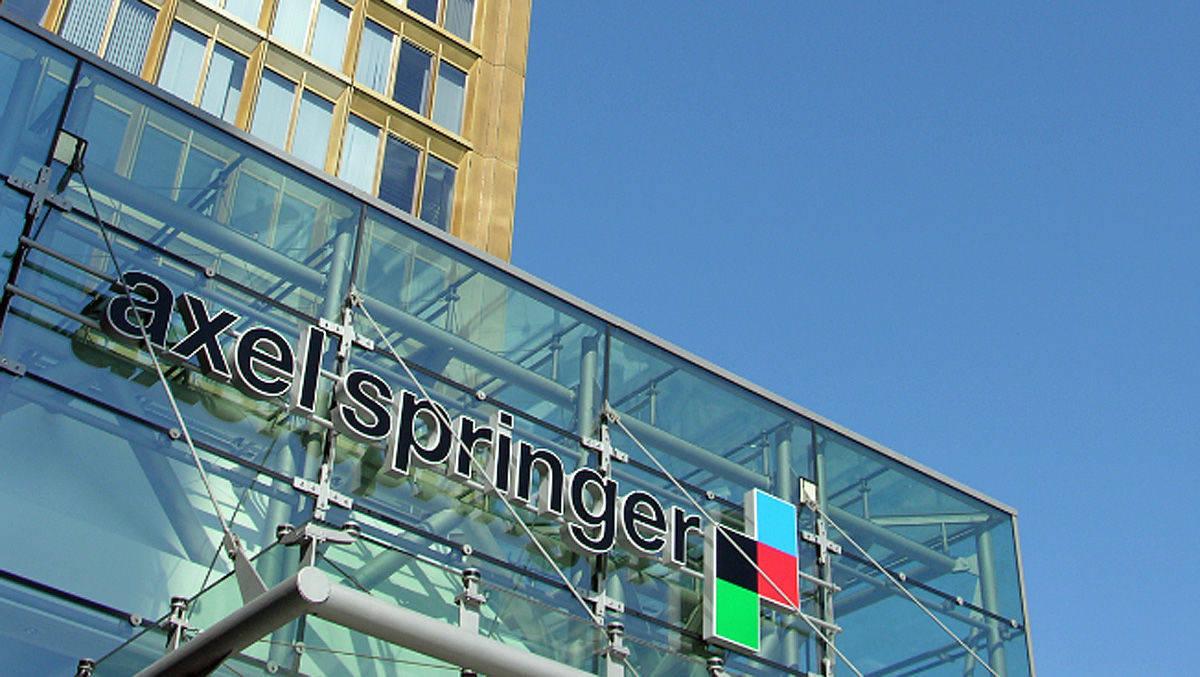 Angebot vorgelegt, Aktie haussiert: Finanzinvestor KKR will Axel Springer übernehmen