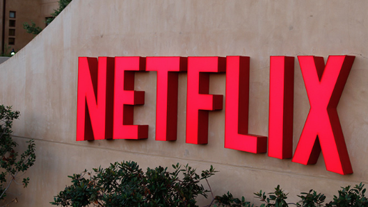 Netflix Werben