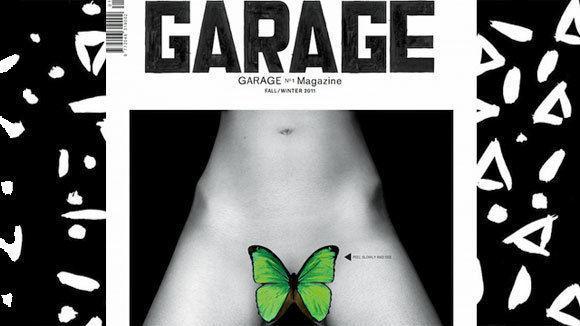 """Printpartner von Künstlern wie Damien Hurst: der Vice-Neuerwerb """"Garage Magazine""""."""