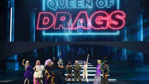 """Queen of Drags"" wurde im Juni auf den Screenforce Days präsentiert."