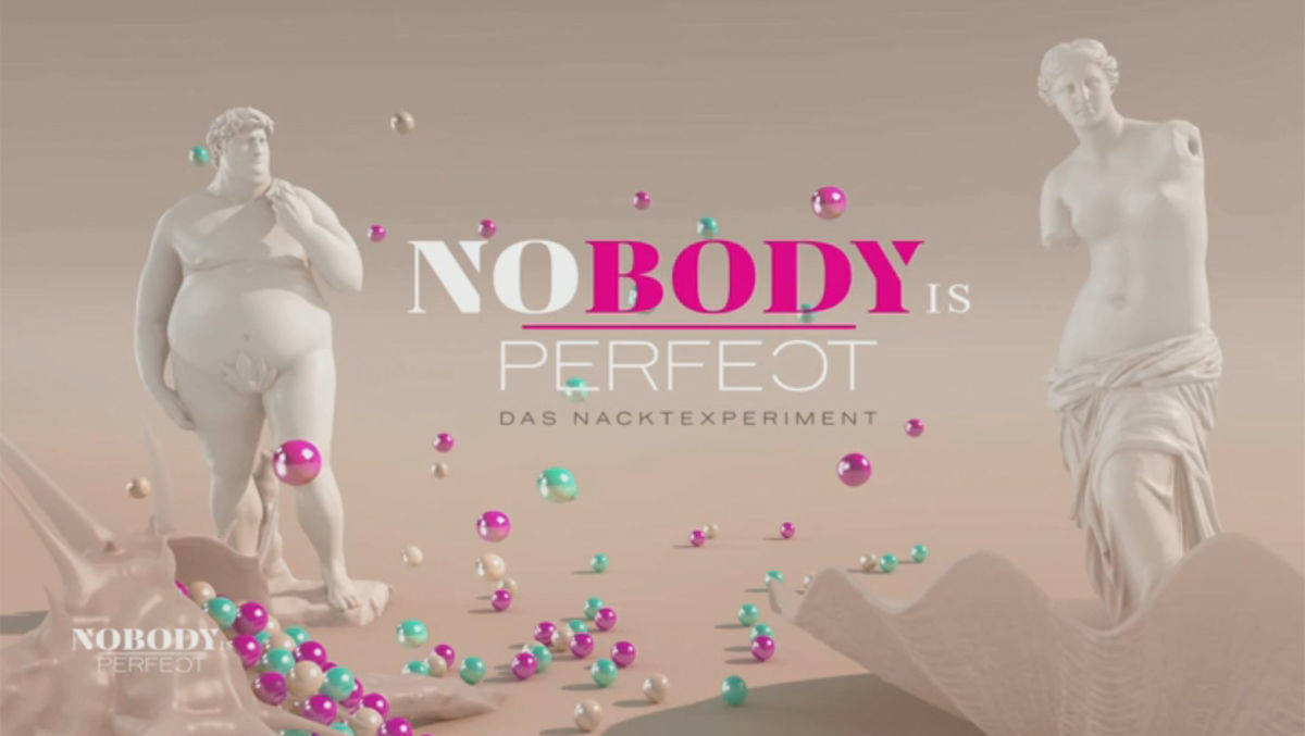 "Sat.1 holt mit ""No Body is perfect"" miese Quoten."