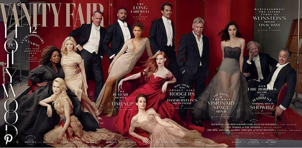 Vanity Fair und die Photoshop-Panne mit Oprah Winfrey | W&V