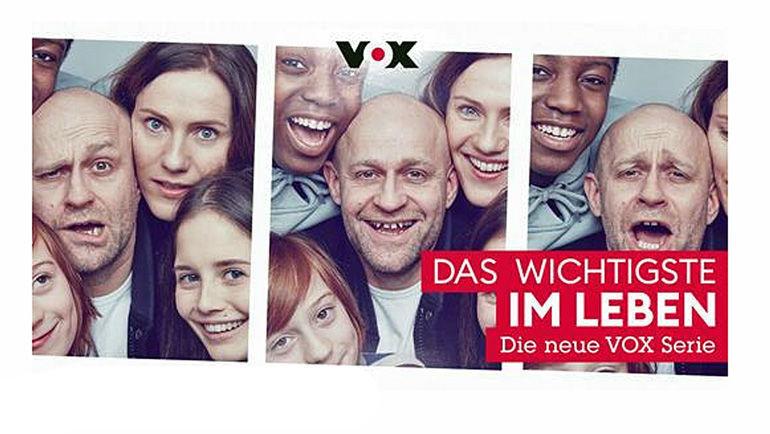 Vox legt mit Jürgen-Vogel-Serie Anfang Juni los