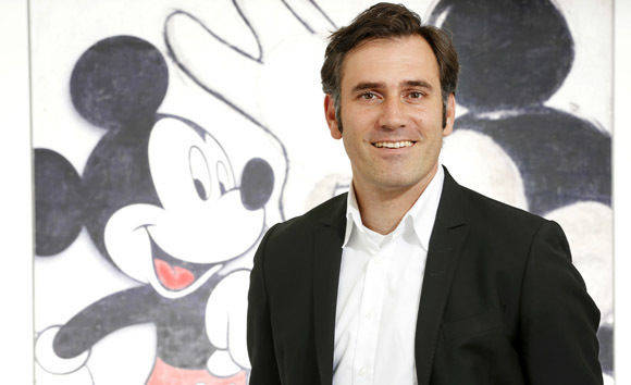 Thorsten Braun, General Manager von Disneymedia in Deutschland.