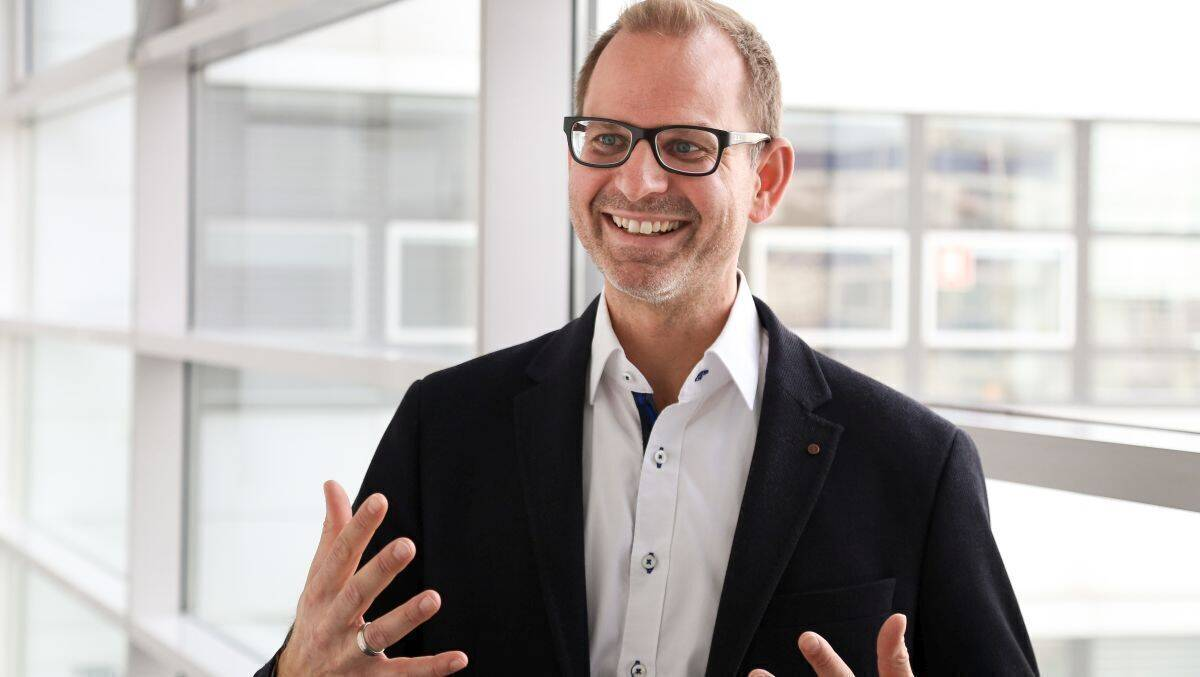 Volker Mayr, Senior Vice President Online & Partnering bei E.ON