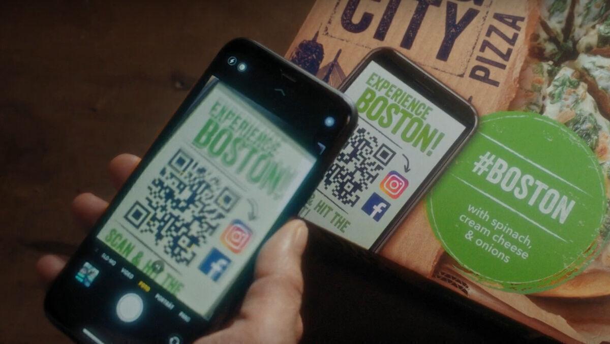 Augmented Reality: Demodern startet Kampagne für Wagner Pizzen | W&V