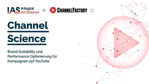 Integral Ad Science und Channel Factory gründen Channel Science.