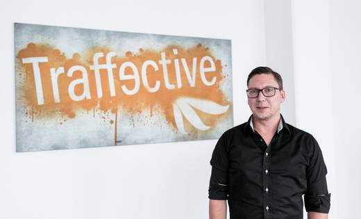 Heiko Staab, Co-Founder & Director Business Development Traffective.