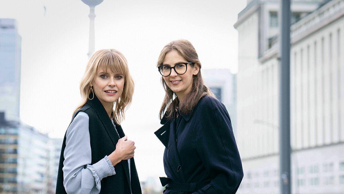 Die Markenerzählerinnen des Cobranded Studios | W&V+