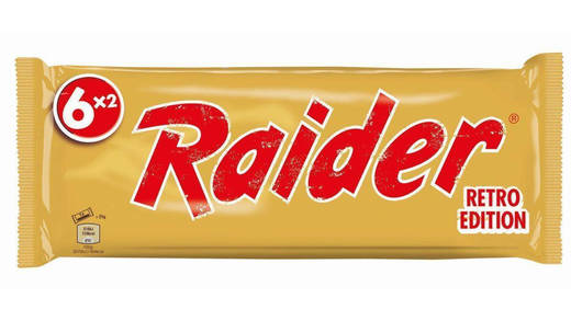 Bedient den Retro-Trend: Raider in der Limited Edition.
