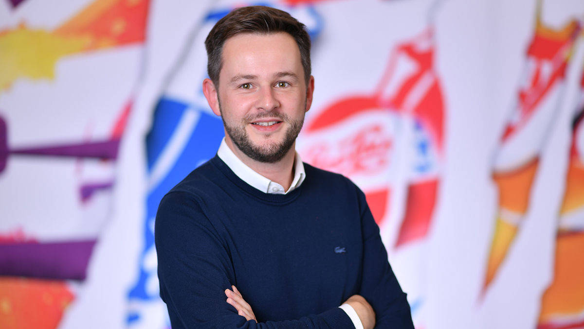 Im Interview: Philippe Karman, Marketing-Manager Beverages DACH bei Pepsico