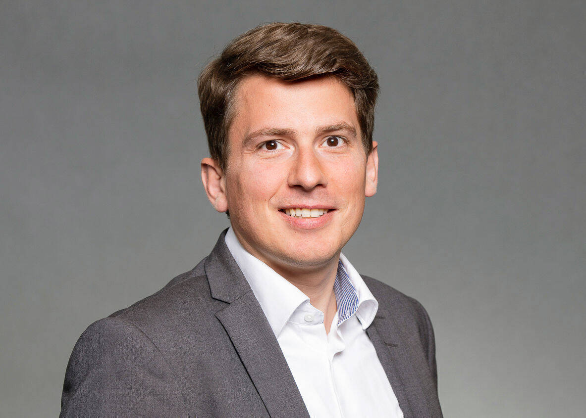 Alexander Honigmann, Sales Director Retail and Logistics Germany bei Zebra Technologies.