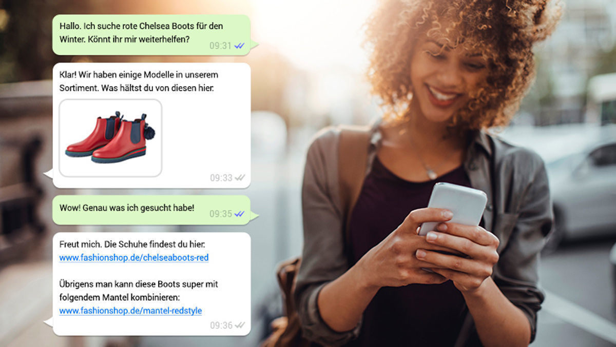 Whatsapp Newsletter Verbot