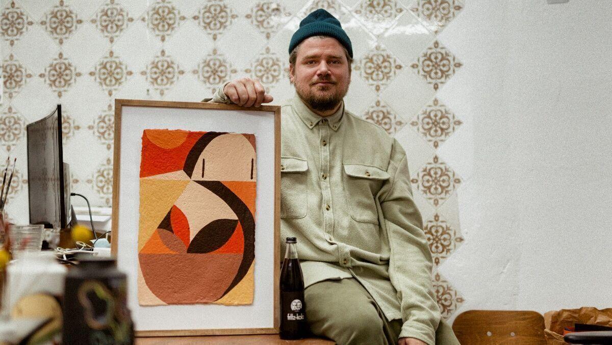 Wie Fritz-kola AFD-Werbung in Kunst verwandeln lässt | W&V+